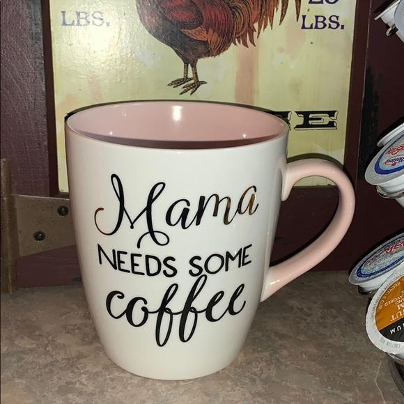 Mama Needs Some Coffee 27 oz Mug